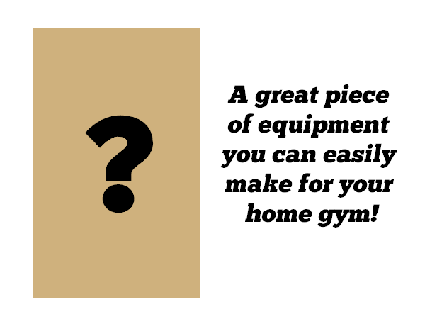 A DIY Piece Of Gear For Your Hockey Gym