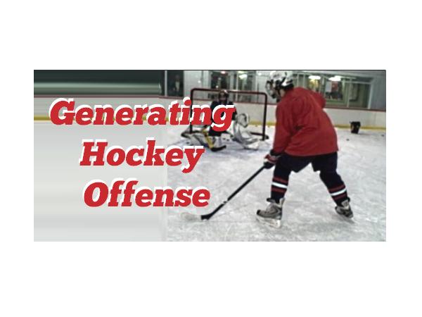 Generating Hockey Offense