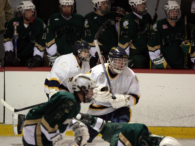 Failure, the Key to Hockey Success?