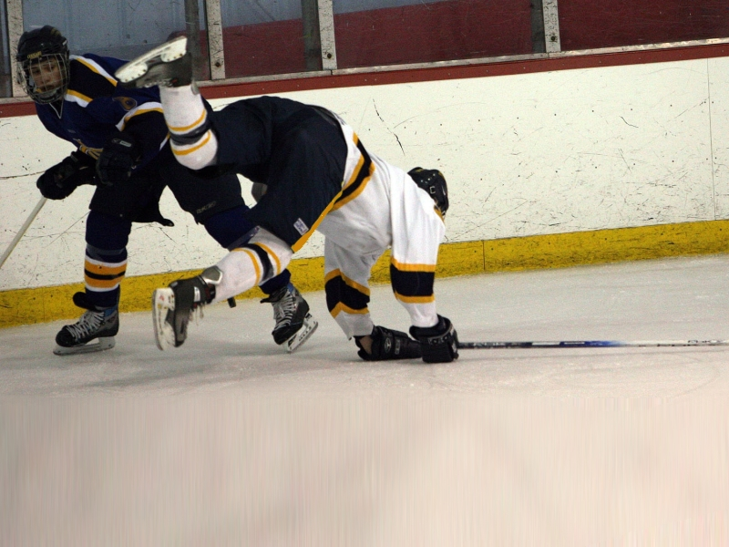 Developing Mental Toughness in Hockey
