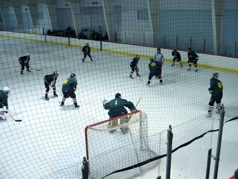 Troubleshooting Hockey Backchecking