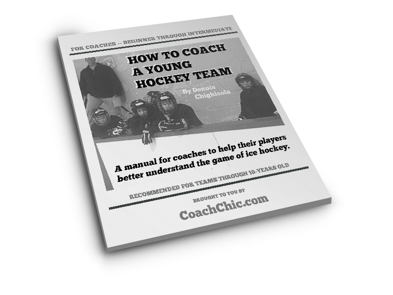 HOW TO COACH A YOUNG HOCKEY TEAM