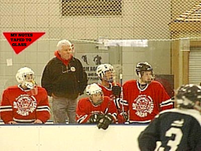101 (Hockey) Coaching Tips