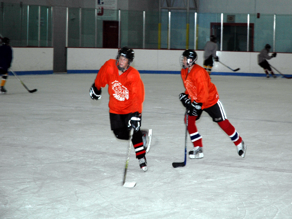 How Skating Relates to Hockey Playing Ability